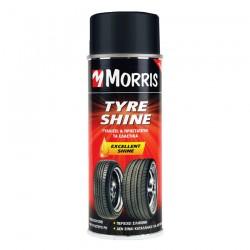 Σπρέϊ Για Το Γυάλισμα Και Προστασία Των Ελαστικών 400ml Morris 28596
