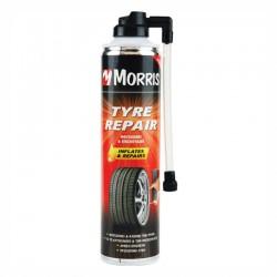 Αφρός tyre repair 400ml MORRIS 28606