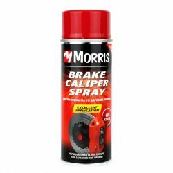 Σπρέϊ Για Δαγκάνες Φρένων Κόκκινο 400ml Morris 33871