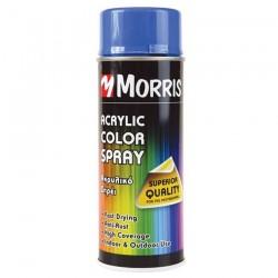 Σπρέi χρώματος ακρυλικό Μπλέ Ουρανού Morris  (RAL 5015) 400ml
